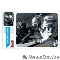 Коврики Коврик для мыши Buro BU-S48012 рисунок/роботы 375266