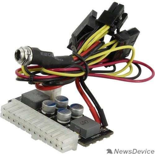 Блоки питания GameMax GM-120 Адаптер питания  (переходник 24-pin в комплекте) (DC-ATX 120W POWER SUPPLY)