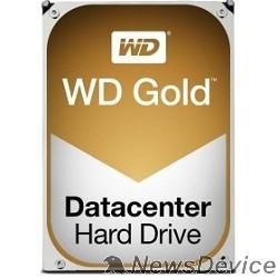 Жесткий диск 2TB WD Gold  (WD2005FBYZ) SATA III 6 Gb/s, 7200 rpm, 128Mb buffer