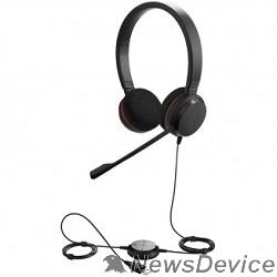 Гарнитура Jabra 4999-823-109 Гарнитура Jabra EVOLVE 20 MS Stereo USB (4999-823-109)