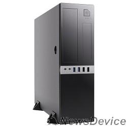 Корпус Foxline FL-203-TFX300S    micro-ATX, mini-ITX 300 W,2xUSB3.0, 2xUSB2.0, 8cm. fan