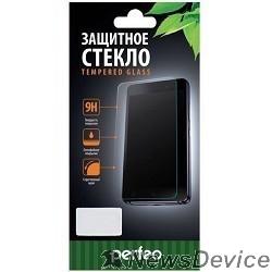 Защитная пленка Perfeo защитное стекло для черного iPhone 6/6S (Corning), 0.33мм 2.5D 9H глянц. FULL SCREEN COVER (PF_4408)