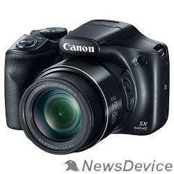 "Цифровая фотокамера Canon PowerShot SX540 HS черный 20Mpix Zoom50x 3"" 1080p SDXC CMOS 1x2.3 IS opt 1.6fr/s 30fr/s HDMI/WiFi/NB-6LH"
