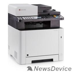 принтер Kyocera M5521cdw  1102R93NL0 Цветной копир-принтер-сканер-факс,А4,21 ppm,1200 dpi,512 Mb,USB,Network,Wi-Fi,дуплекс,автоподатчик, старт. тонер