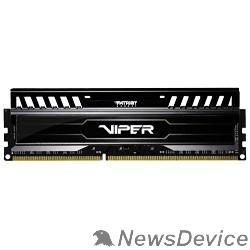 Модуль памяти Patriot DDR3 DIMM 8GB (PC3-12800) 1600MHz PV38G160C0 Viper3