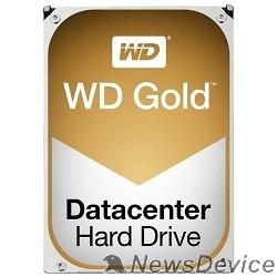 Жесткий диск 1TB WD Gold  (WD1005FBYZ) SATA III 6 Gb/s, 7200 rpm, 128Mb buffer