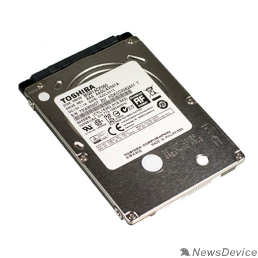 "Жесткий диск 500Gb Toshiba Slim (MQ01ACF050) SATA 3, 7200 rpm, 16Mb, 2.5"", 7.5 mm"