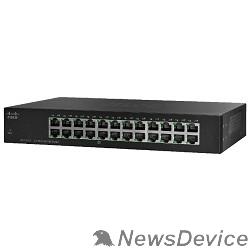 Сетевое оборудование Cisco SB SF110-24-EU Коммутатор 24-портовый SF110-24 24-Port 10/100 Switch