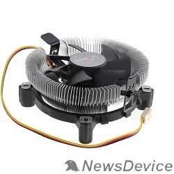 вентилятор CROWN Кулер для процессора CM-80 (Для Intel и AMD, TDP до 65 Ватт,Низкая посадка радиатора , Гидродинамическии подшипник, Размер: 115*103*42 мм)
