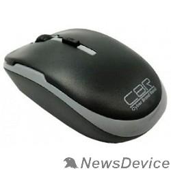 Мышь CBR CM-420 Grey USB, Мышь оптика, радио 2,4 Ггц, 1200 dpi