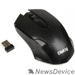 Мышь Мышь Dialog Katana MROP-07U - RF 2,4G опт., 3 кнопки + ролик, USB