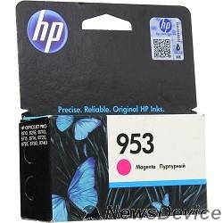 Расходные материалы HP F6U13AE Картридж струйный №953, Magenta OJP 8710/8715/8720/8730/8210/8725 (700стр.)