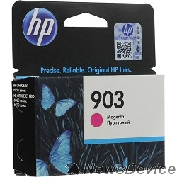 Расходные материалы HP T6L91AE Картридж струйный №903, Magenta OJP 6960 (315стр.)