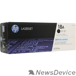 Расходные материалы HP CF218A Картридж 18A, Black LaserJet Pro M104/MFP M132 (1400стр)