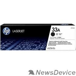 Расходные материалы HP CF233A Картридж 33А, Black LaserJet Ultra M106/MFP M134 (2300стр.)