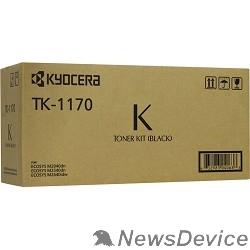 Расходные материалы Kyocera-Mita TK-1170 Тонер-картридж, Black M2040dn, M2540dn, M2640idw (7200стр.)