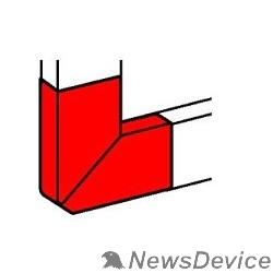 LEGRAND Кабель-каналы, аксессуары Legrand 010786 Угол плоский 90° - для односекционных кабель-каналов DLP 50х105 - белый