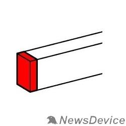 LEGRAND Кабель-каналы, аксессуары Legrand 010700 Заглушка торцевая - для односекционных кабель-каналов DLP 50х105 - белый