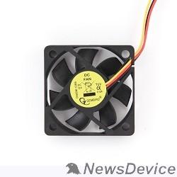 Вентилятор Gembird Вентилятор 50x50x10 подшипник 12V 0,13A 4500 об/мин D50SM-12AS