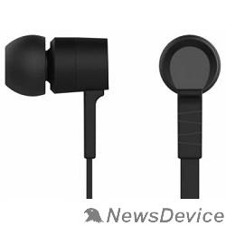 Наушники и микрофоны Oklick HP-S-220 1.2м черный проводные 374409