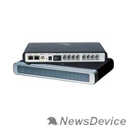 VoIP-телефон Grandstream GXW-4108 Шлюз IP Grandstream GXW-4108 (FXO), 8FXO, 2х10/100Mbps (LAN/WAN)