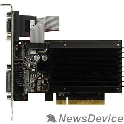 Видеокарта PALIT GeForce GT710 2GB 64Bit DDR3 NEAT7100HD46-2080H  RTL