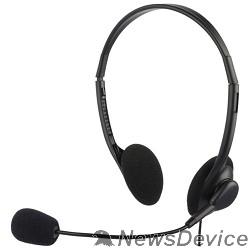 Наушники и микрофоны Oklick HS-M143VB черный 1.8м накладные оголовье 614036