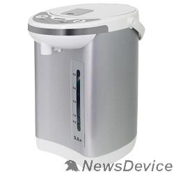 Чайник MYSTERY MTP-2451 Термопот, Мощность: 700 Вт, Объём: 5 л., Металлический корпус, Цвет: Белый.
