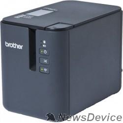 Принтер Brother PT-P900W Принтер для изготовления наклеек (PTP900WR1)