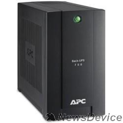 ИБП APC Back-UPS 750VA BC750-RS