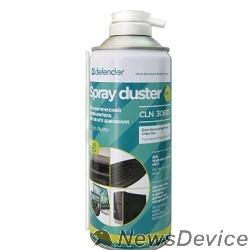 Чистящие средства  DEFENDER Пневматический распылитель CLN 30805 для чистки ПК, 400 мл