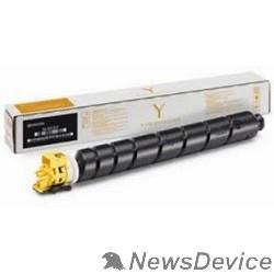 Расходные материалы Kyocera-Mita TK-8335Y Тонер-картридж, Yellow TASKalfa 3252ci, (15 000 стр.)