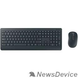 Клавиатура Microsoft Клавиатура + мышь Wireless Desktop 900 Black USB (PT3-00017)