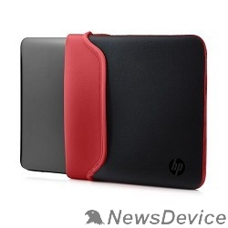 "Опция для ноутбука HP V5C26AA Чехол 14"" Blk/Red Chroma Sleeve"