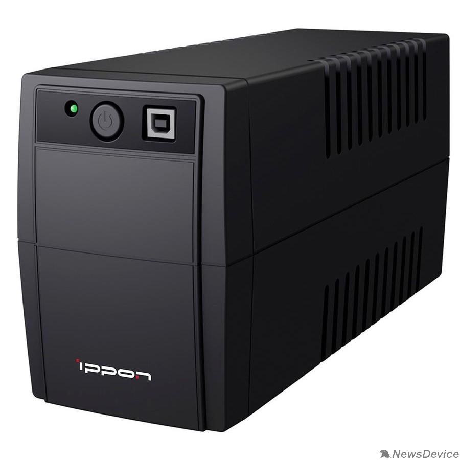 ИБП Ippon Back Basic 850 Euro 403408