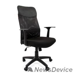 Офисные кресла Офисное кресло Chairman 610 LT Россия 15-21 черный (7008728)