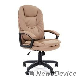 Офисные кресла Офисное кресло Chairman 668 LT   Россия    чер.пласт экопремиум бежевый 7011066