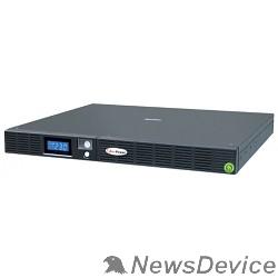 ИБП UPS CyberPower OR1000ELCDRM1U/OR1000ERM1U 1000VA/600W USB/RS-232/SNMPslot /RJ11/45 (4+2 IEC С13)