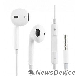 Аксессуар MNHF2ZM/A Apple EarPods with Remote and Mic NEW