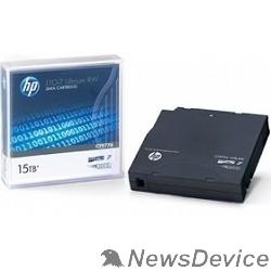 Сетевые системы хранения данных HPE C7977A, LTO-7 Ultrium 15TB RW Data Cartridge