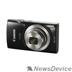 "Цифровая фотокамера Canon IXUS 185 черный 20Mpix Zoom8x 2.7"" 720p SD CCD 1x2.3 IS el 1minF 0.8fr/s 25fr/s/NB-11LH"
