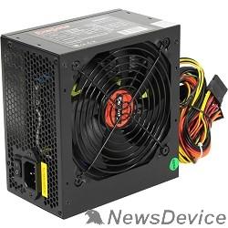 Блок питания Exegate EX259604RUS Блок питания 650W Exegate 650NPX, ATX, black, 12cm fan, 24p+4p, 6/8p PCI-E, 4*SATA, 2*IDE, FDD