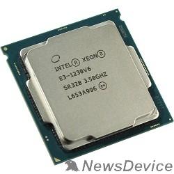 Процессор CPU Intel Xeon E3-1230v6 Kaby Lake OEM 3.5ГГц, 8Мб, Socket1151