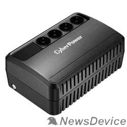 ИБП UPS CyberPower BU850E 850VA/425W (4 EURO)