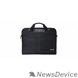 """Опции к ноутбукам Asus NEREUS CARRY BAG BLACK 90-XB4000BA00010- Сумка 16"""" black"""