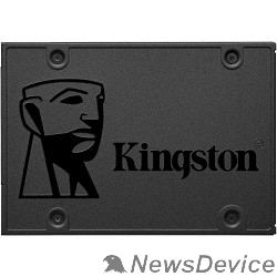 накопитель Kingston SSD 120GB A400 Series SA400S37/120G SATA3.0