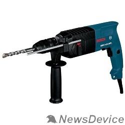 Перфоратор Bosch GBH 240 F Перфоратор SDS-plus 0611273000 790 Вт, 2.7Дж, 2,9кг, 3реж, кейс +патрон sds-plus