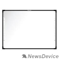 """Интерактивные доски, панели IQBoard и TRIUMPH BOAR IQBoard DVT TN087 Интерактивная доска 87"""", цифровые камеры, 10 касаний, USB, 4:3,20кг win8"""