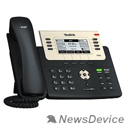 VoIP-телефон YEALINK SIP-T27G SIP-T27G SIP-телефон, 6 линий, Opus, BLF, PoE, USB, GigE