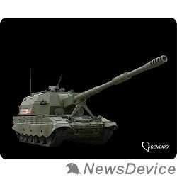 """Коврики Коврик для мыши Gembird MP-GAME3, рисунок- """"танк-3"""", размеры 250*200*3мм"""